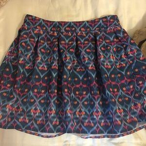 Delia's multi colored skirt